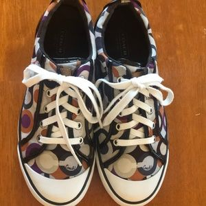 COACH CASUAL SHOES